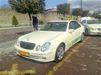 Mercedes E200 Taxi