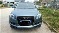 Audi Q7 Naft me Targa Shqiptare