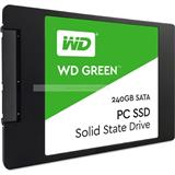 "Western Digital SSD 240GB WD Green 2.5"" (i ri)"