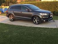 U shit,,,Audi Q7 S Line Superfulll����������������