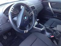 Shitet BMW x3 e sapo ardhur nga gjermania