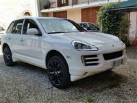 Porsche cayenne prodhimi 2009