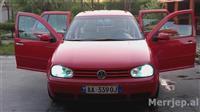 VW Golf 4 benzin+gaz