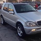 Mecedes Benz ML 270 CDI