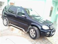 Fuoristrade BENZ MERCEDES ML270