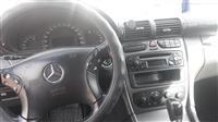 Mercedes c klass 220 w203