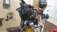 Kawasaki 636 hond 600rr