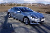 Tesla Model S,2016