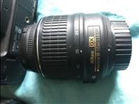 Set i plotë i Nikon D90