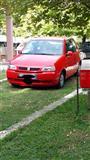 Seat Arosa benzin -97
