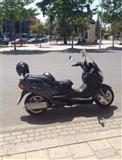 Shes burgman 250 cc