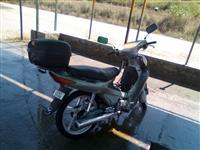 Shitet motor 100cc me letra