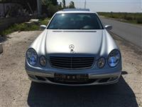 Mercedez-Benz E 220 CDI