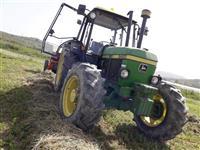 Shes traktor john deere 2450 ne gjendje shum mir