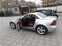 Mercedes gaz-benzin