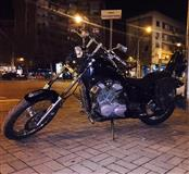 Okazjon - Honda Shadow chopper 600cc