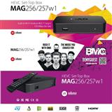 mag 256w1 IPTV