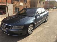 Audi A8 viti 2004