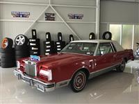 Lincoln Continental 5.0 V8 mundsi nderrimi