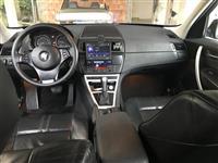 Okazion shitet BMW X3 3.0 ne gjendje te shkelqyer