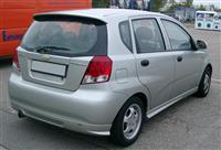 Chevrolet Kalos benzin+gaz