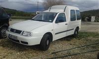 VW Caddy -00