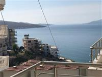 Apartament 1+1 me pamje nga deti