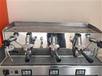 Makine kafe.