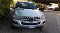 Mercedes benz ML 280  2009