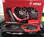GPU MSI  Radeon RX 480 GAMING X 4G