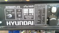 Gjenerator HYUNDAI HHY 6800 FE-ATS