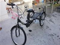 Biciklet ere sjellur nga Gjermania