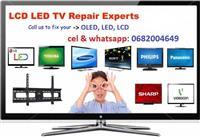 Riparoj Televizor (OLED - LED - LCD) / LAPTOP