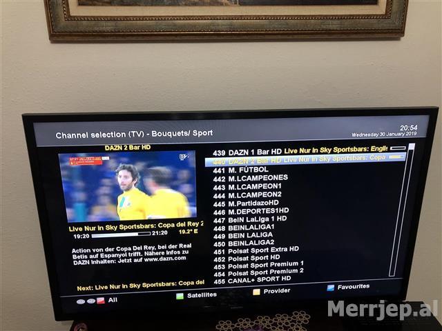Aparat-IPTV--satelitor--tokesor-per-sporte--filma