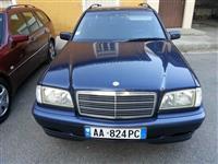 Mercedes c180 benzine gaz