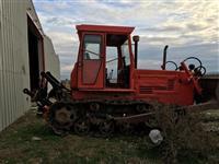 traktor me zinxhire dhe rruspe dt tip i ri