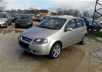 U SHIT Chevrolet Kalos 1.2 5p Benzin-Gas viti 2007