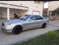 Shis Mercedes benz S500 fullopsion