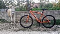 Biciklet outdoor comanche e sapo ardhur diskofren