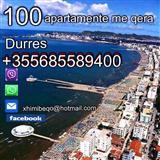 100 apartamente Durres