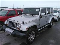 Jeep wrangler super full 3.6 v6