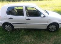 VW Polo benzin+gaz