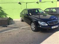 Mercedes S320 Benzin + Gaz