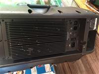 Box 400W me amplifikator!