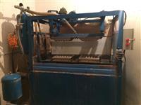 Makine prodhuese ambalazha per veze-Urgjent