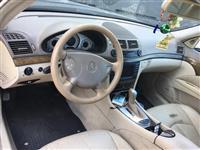 Mercedes Benz E clase