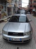 Shes Audi a4 Benzine+Gaz