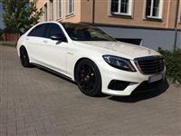 Mercedes-Benz S 6.3 AMG origjinal