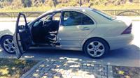Mercedes benz w203 220cdi