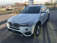 BMW X4 20D Xdrive E re